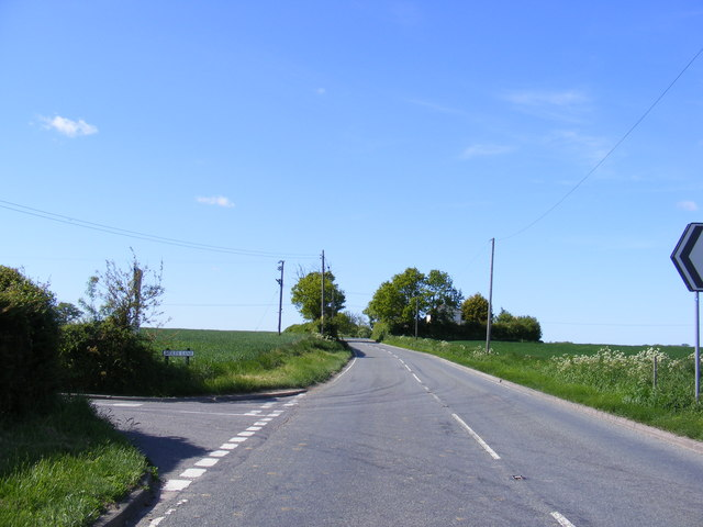 A144 Halesworth Road, Ilketshall St.Andrew