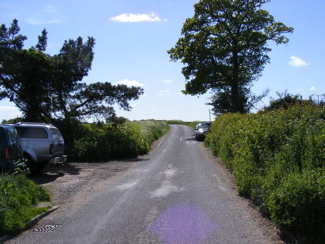 Moles Lane, Ilketshall St.Andrew