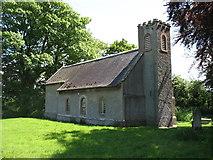 NY3758 : St Kentigern's church, Grinsdale by David Purchase