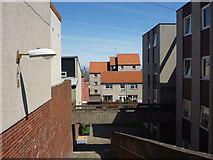 NT6779 : East Lothian Townscape : Post-war Urbanism In Dunbar by Richard West