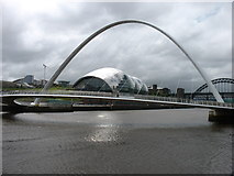 NZ2563 : The Sage, Gateshead by David Purchase
