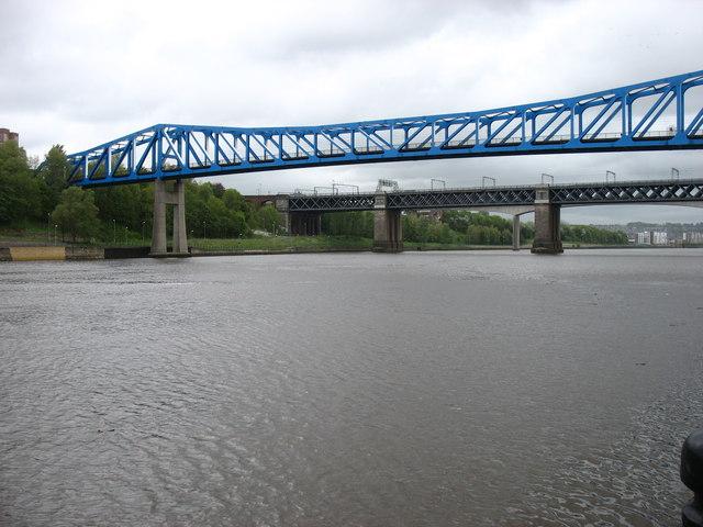 The Bridges of Newcastle