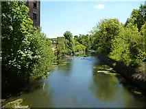 SD8611 : Crimble:  River Roch by Dr Neil Clifton