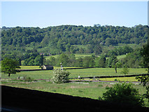 SK2563 : Northwood - view to Hillcarr Wood by Dave Bevis