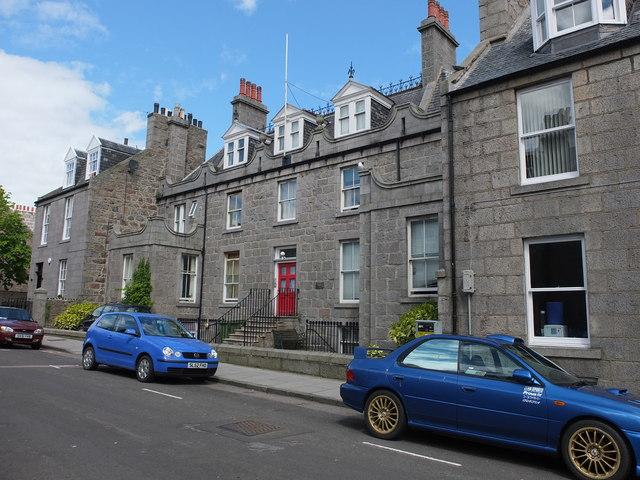 Seabank House, Aberdeen
