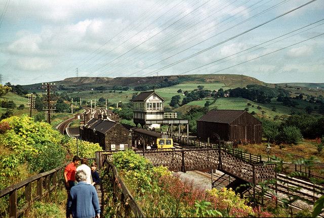 Entwistle Station