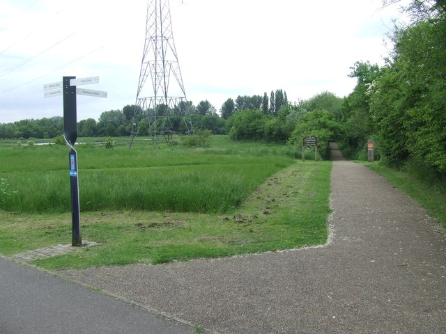Lee Valley Country Park, near Waltham Abbey
