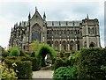 TQ0107 : Arundel Cathedral by Rob Farrow