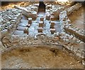 SU8304 : Fishbourne Roman Palace: Hypocaust by Rob Farrow