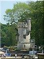 SZ6092 : Appley Tower by Rob Farrow