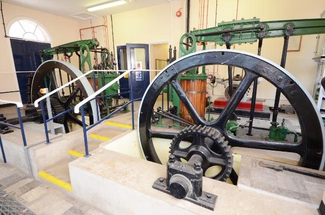 Lound Waterworks - Beam Engines