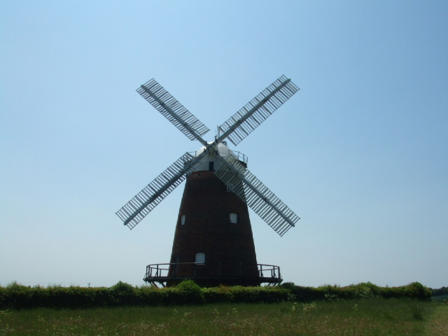 Windmill at Thaxted