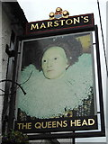 SK4810 : The Queens Head, Markfield by Ian S