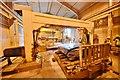 SX0783 : Delabole Slate Mill by Ashley Dace