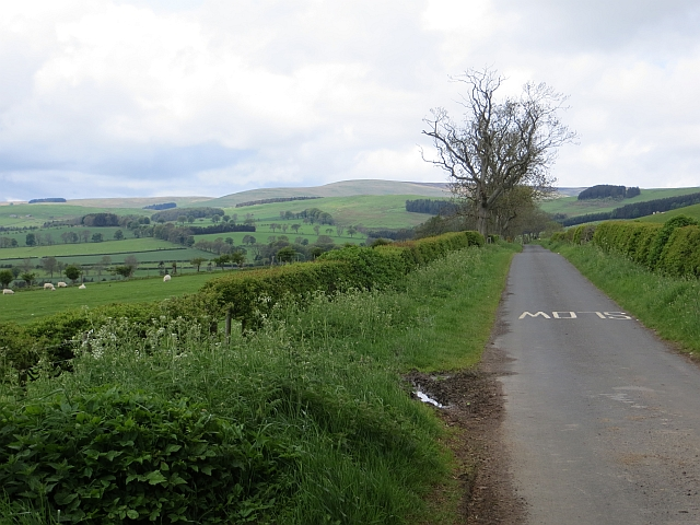 Lane, Great Ryle