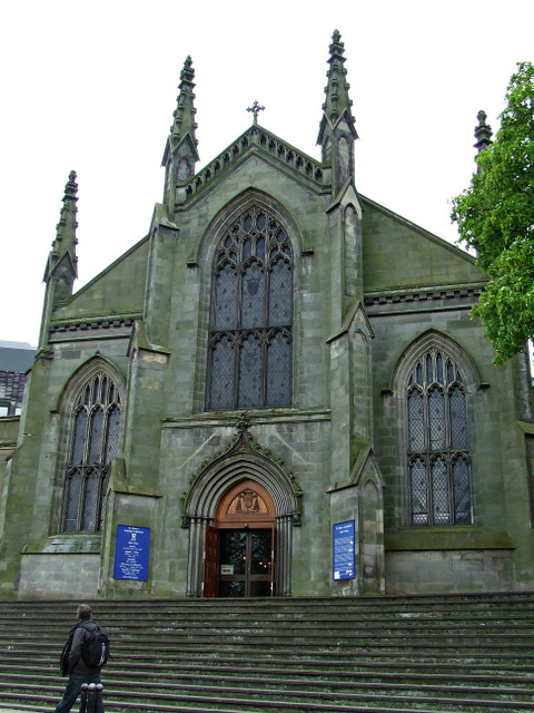 St Mary's RC Cathedral