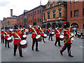 SJ8397 : Lee Rigby Tribute, Manchester Day Parade by David Dixon