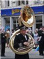 SJ8397 : GMP Band, Manchester Day by David Dixon