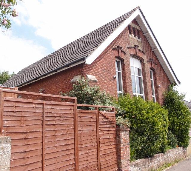 Former Portswood Bowden Lane Church