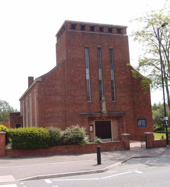 Immaculate Conception Roman Catholic Church, Portswood