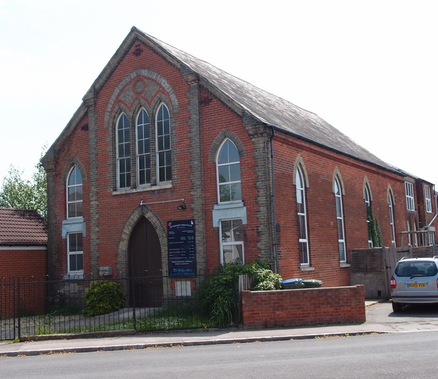 Former Primitive Methodist Chapel at St Denys