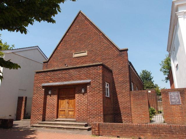 Bevois Town Strict Baptist Church