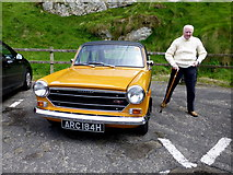 D0345 : Austin 1100m, Ballintoy by Kenneth  Allen