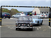 D0345 : Classic cars, Ballintoy by Kenneth  Allen