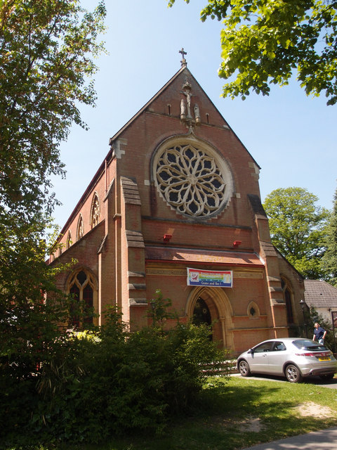 St Edmund Roman Catholic Church, Southampton