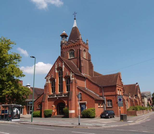 St Andrew, United Reformed Church, Southampton