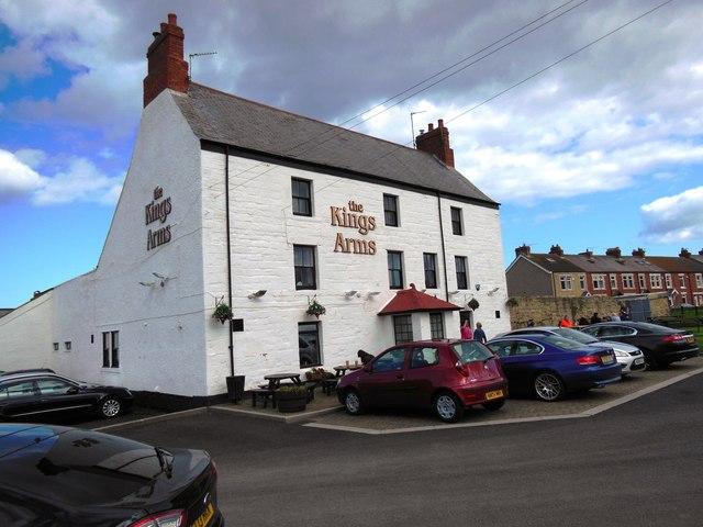 The Kings Arms, Seaton Sluice
