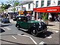 H4572 : 1,200 cc Morris Classic Car, Omagh by Kenneth  Allen