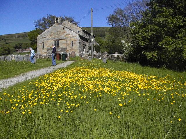 St Mary's Church, Church-houses, Farndale