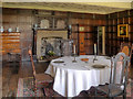SE0742 : East Riddlesden Hall Dining Room by David Dixon