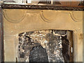 SE0742 : Fireplace, East Riddlesden Hall by David Dixon