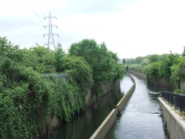 Pymme's Brook, near Tottenham