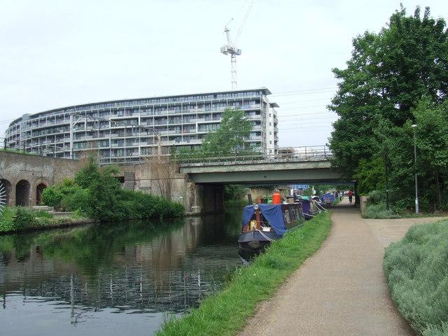 Regent's Canal at Mile End
