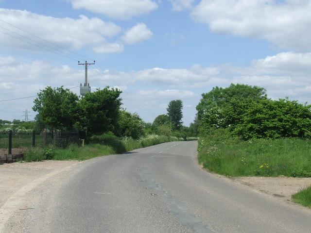Southlands Road, near Denham