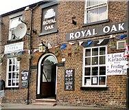 SJ8889 : Royal Oak by Gerald England