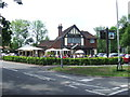 TQ0383 : The Black Horse, Iver Heath by Malc McDonald
