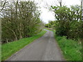 NY6665 : The lane to Greenhead by David Purchase