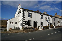 SD7992 : The Moorcock Inn, Garsdale Head by Bill Boaden