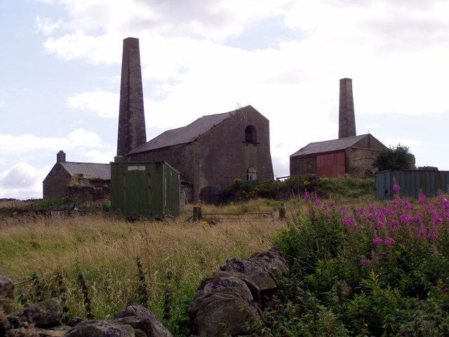 Stublick Mine & Chimney
