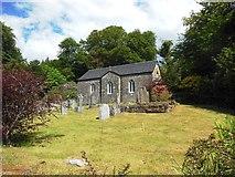 NM9247 : Church of the Holy Cross, Portnacroish by Bill Henderson