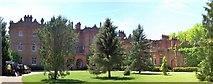 SU8695 : Hughenden Manor by Len Williams