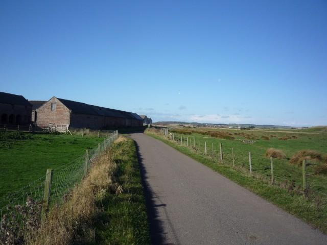 Farm at Goswick