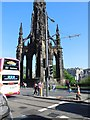 NT2573 : Scott Monument, Edinburgh by Paul Gillett