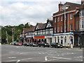 SU9566 : London Road, Sunningdale by Alan Hunt