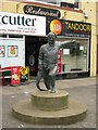 NT9464 : Willie Spears Statue, Eyemouth by Graham Robson