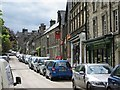 NU0501 : High Street, Rothbury by Richard Webb